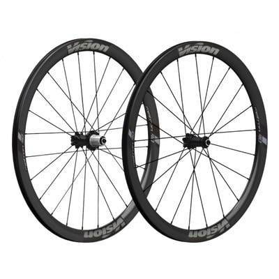 VISION New METRON 40 SL Clincher DISC 휠셋