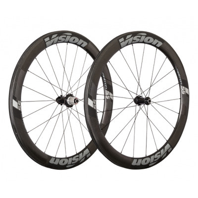 VISION New METRON 55 SL Clincher DISC 휠셋